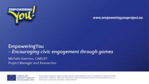 thumbnail of EmpoweringYou DropIn