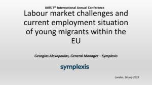 thumbnail of W.G. 3 GA_presentation Labour Market Challenges